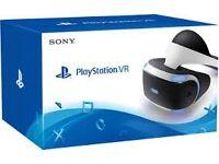 Sony Playstation VR brand new