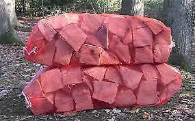 FIREWOOD / Hardwood / Bulk or Bag