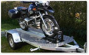 MOTORBIKE TRAILER FOR HIRE Arncliffe Rockdale Area Preview
