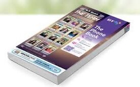 BT Phone Book Distributors Wanted Urgently