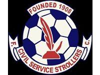 North Edinburgh Club looking for Coaches