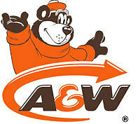 A&W kitchen and cashier