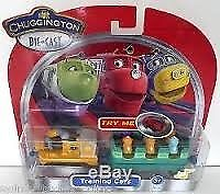 Chuggington Brand New, in packaging, diecast Training Car
