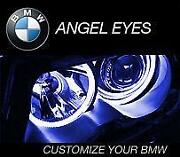 BMW Angel Eyes Blue