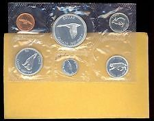 Canadian Prooflike Mint Sets 1967 and earlier Windsor Region Ontario image 1