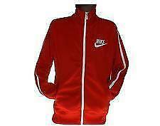 Red Nike Track Jackets 47d5a2689fb4