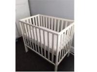 Mamas & Papas Crib inc mattress £45