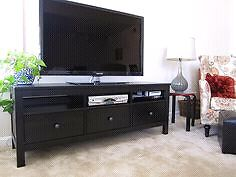 TV STAND WITH 5.1 HOME THEATER SYSTEM. $REDUCED$