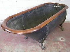 Antique Copper tub legs only Kitchener / Waterloo Kitchener Area image 3