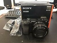 Sony alpha 6300 for sale