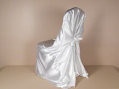 Satin Chair Covers for Rent  Peterborough Peterborough Area image 3