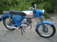 antique, vintage, Zundapp, sport 1967 ,50cc, Over 50 years, original from Germany, run perfect