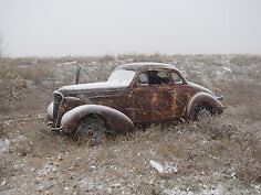 Looking for late 30's coupe project