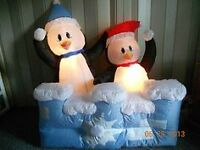 Penguin Inflatables!!