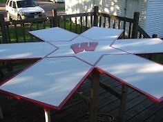 8 man beer pong table