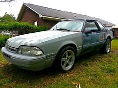 Looking for fox body Mustang