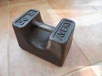 Cast Iron Weight 56 lbs