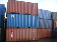 20FT USED STANDARD CONTAINERS - 2690.00