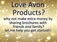 JOIN AVON FOR FREE!!!
