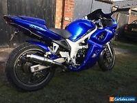 1998 SV650 motorbike parts
