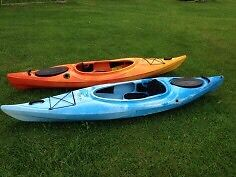 Riot Quest kayaks 9.5 feet