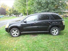 2005 Chevy Equinox LT - E tested and Safetied in Jan