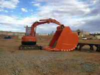 Compact Excavator and Skid Steer Service $60/HOUR!