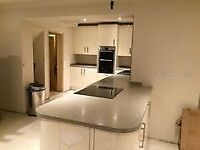 Kitchen Fitter (Worktop Mitres) 20 yrs experience