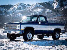 WANTED! Square body chevy