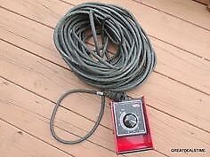 Lincoln 6 pin 100 feet remote. 2 available.