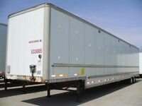 Owner operator wanted for moving 53' trailer to Prince George