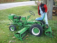 national reel mower for parts