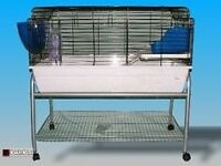 Large guinea pig cage +accessories FREE