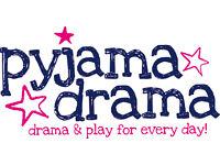 Creative Leader with Pyjama Drama