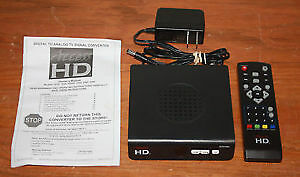 hd access capte tv hd pour tele sans tuner hd ou ercran simple