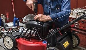 Lawn Mower & Trimmer Small Engine Repair