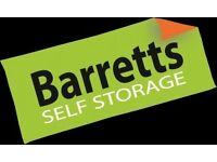 Self Storage containers storage to rent in Chalgrove