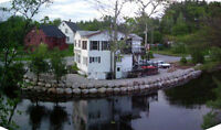 House/Commercial Space For Sale Mahone Bay