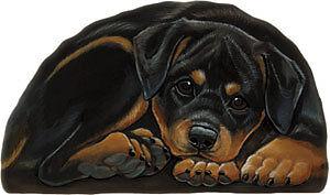 Rottweiler gifts: t-shirt, circle, doormat, Sandicast sculptures Oakville / Halton Region Toronto (GTA) image 5