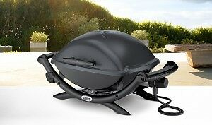 Brand new in-the-box Weber q 2400 electric grill