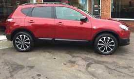 2014 NISSAN QASHQAI 360 (Top of the range model, fully loaded)