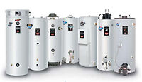 Hot Water Tank complete installation and unit ONLY 1100$
