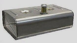 STREET HOT Rod Universal PICKUP TRUCK STEEL Gas Fuel Tank EFI READY WITH PUMP