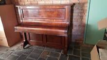 1908 Upright Beale Piano with hinged chair Eleebana Lake Macquarie Area Preview