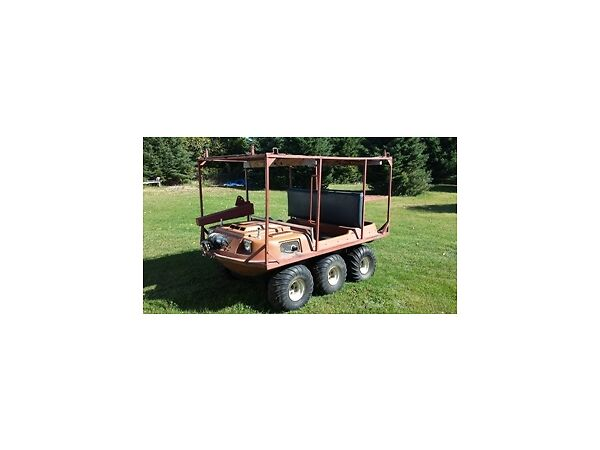 Used 1993 Argo Vanguard 6x6