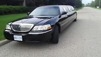Limo Driver / Part Time