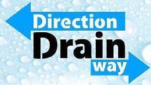 Debouchage de drain