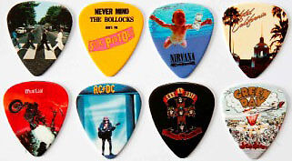 THE GUITAR PICK SHOP