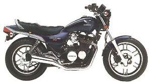 1985 Honda CB650SC Nighthawk Parts