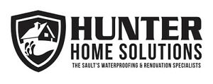 HUNTER HOME SOLUTIONS - The Sault's Waterproofing Specialists